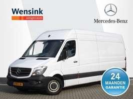 gesloten bestelwagen Mercedes Benz Sprinter 316 CDI L3 H2 163 PK GB   Airco, Cruise-Control, Achteruitrijca... 2016