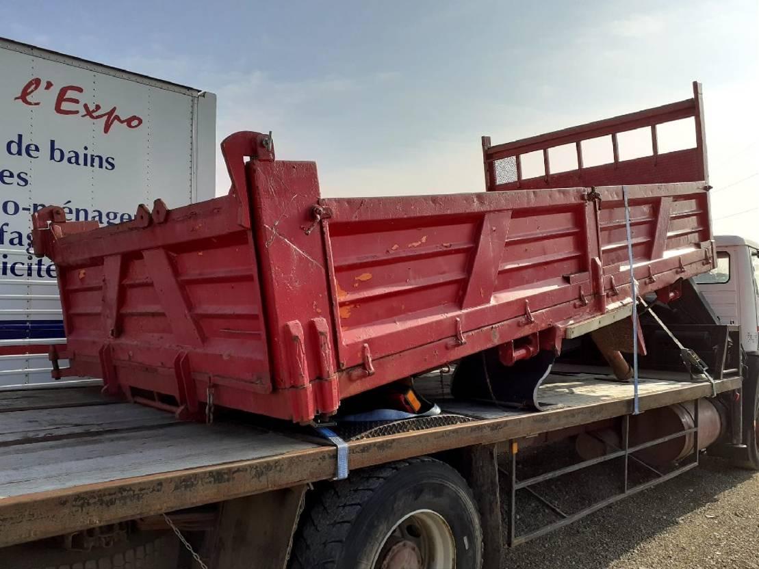 Kipperbak vrachtwagen onderdeel Diversen Occ Kipbak 4.93m