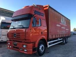 bakwagen vrachtwagen Mercedes Benz SK 2544L 6X2 Big Axle 1997