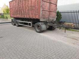 containersysteem aanhanger GS Meppel Container aanhanger 2001