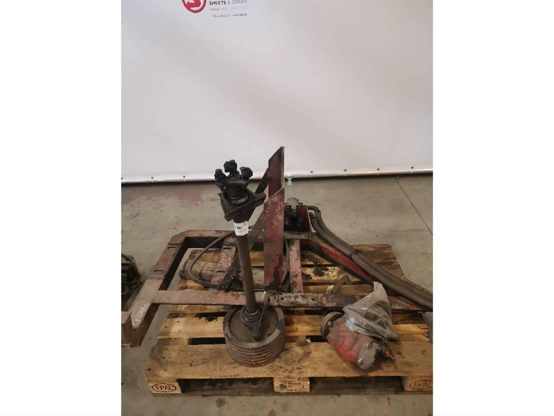 Opbouw vrachtwagen onderdeel Diversen Occ Bulk / silo compressor