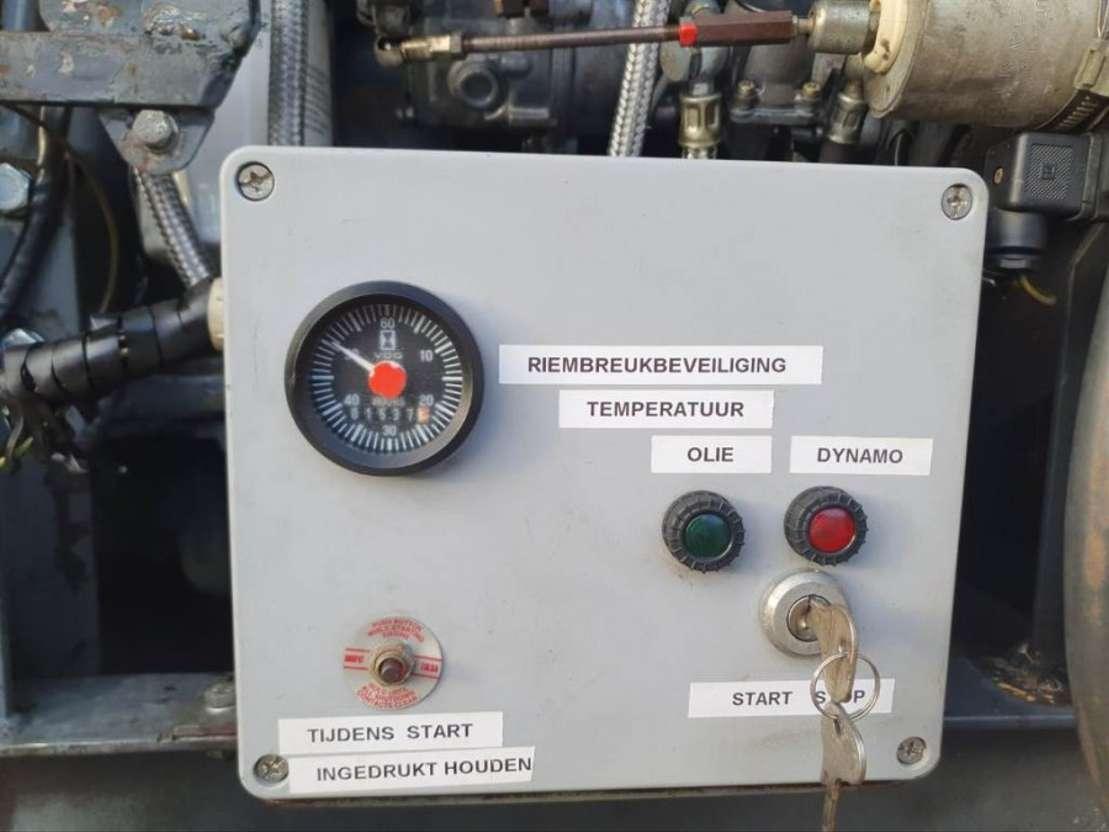 waterpomp machine BBA Waterpumps NB140 with Deutz 912 2012