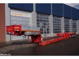 dieplader oplegger Nooteboom Euro-54-03 Lowbed Extendable Steerable 2015