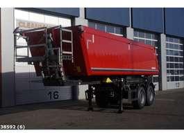 kipper oplegger Schmitz Cargobull SKI 18 26m3 2017