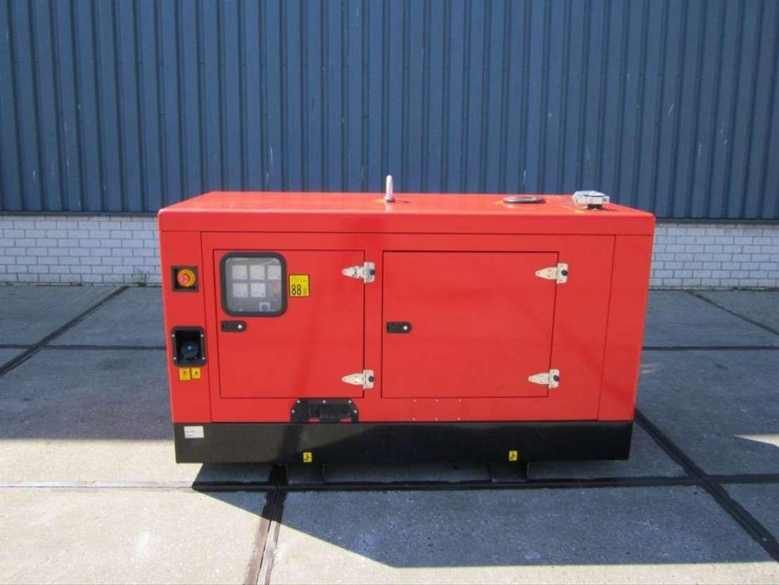 generator Yanmar Himoinsa HYW-35 35kVA 2013