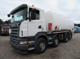 tankwagen vrachtwagen Scania R480 8X2 23.000 l. ADR 2008