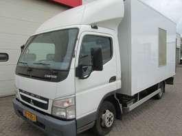 bakwagen bedrijfswagen Mitsubishi Canter 3C13 2010