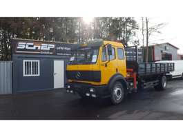 kipper vrachtwagen Mercedes Benz 1831 - Crane + Tipper - Full Steel 1994