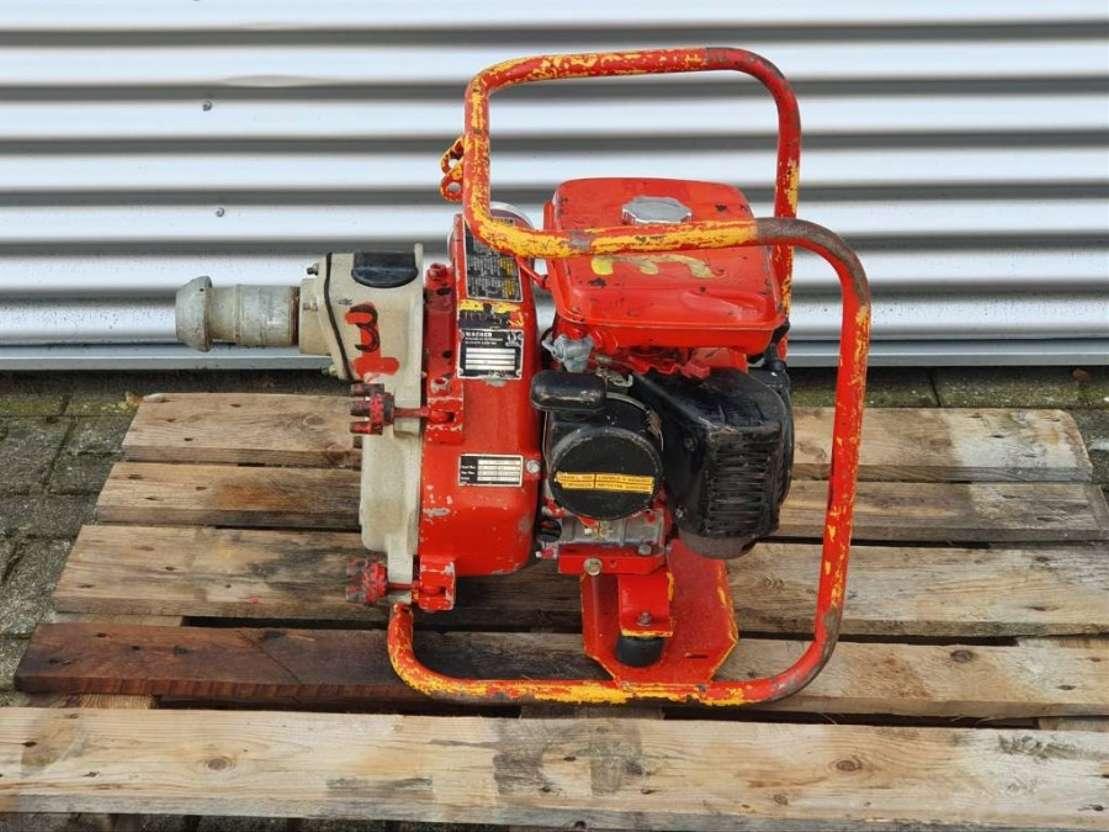 waterpomp machine Wacker Neuson WATERPUMPS PT2 2008