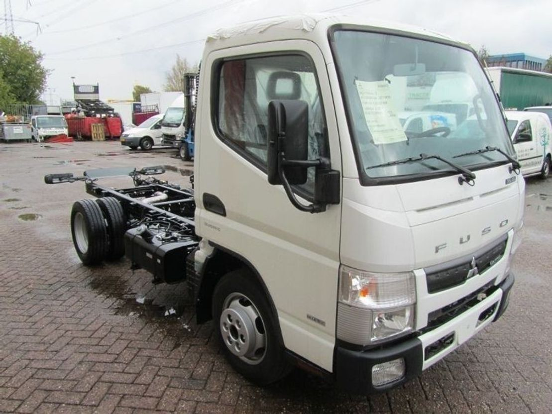 chassis cabine bedrijfswagen Fuso Canter 3S15 AMT 2020