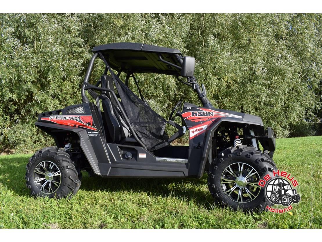 motorfiets Hisun HS1000-4WD UTV 2019