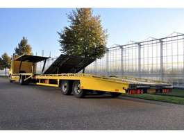 auto transporter aanhanger Tijhof TA 8500 2001