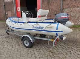 overige boten LODESTAR Rubberen boot met trailer