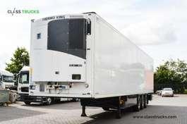 koel-vries oplegger Schmitz Cargobull SKO 24/L - FP 60 ThermoKing SLXe300 DoubleDeck 2015