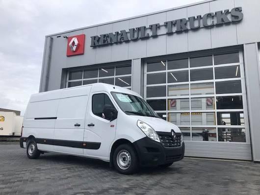 gesloten bestelwagen Renault Master 3T5 VAN FWD 130E6
