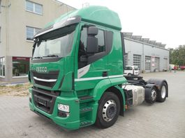 standaard trekker Iveco Stralis STRALIS AT440S46 STX/P, 6X2, 460PS, TOP STAND 2017