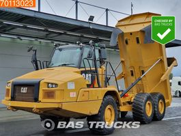 wieldumper Caterpillar 725C From first owner - nice machine - Tailgate 2014