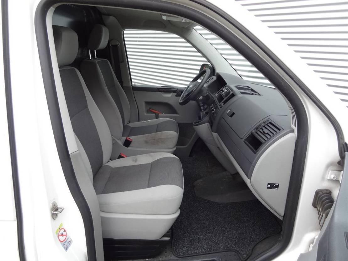 koelwagen bestelwagen Volkswagen TRANSPORTER 2.0 TDI AIRCO 2015