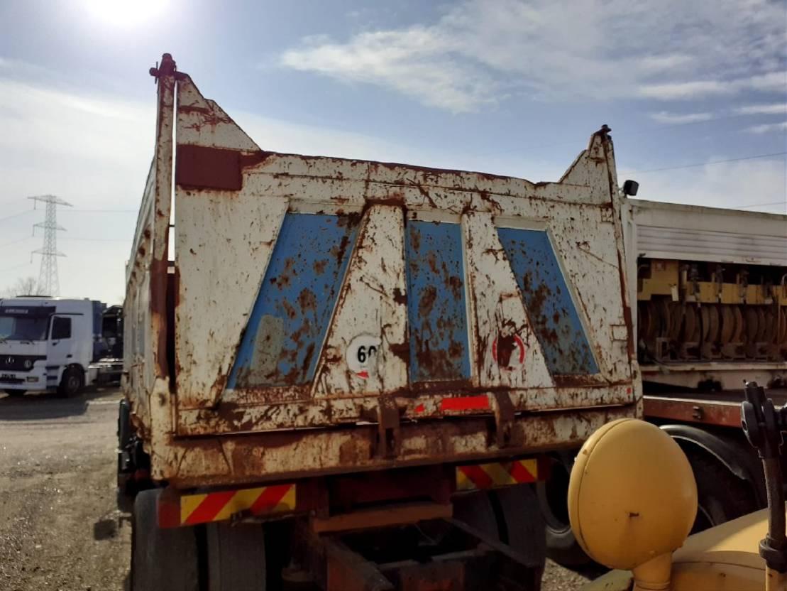 Kipperbak vrachtwagen onderdeel Diversen Occ Kipbak 13m³
