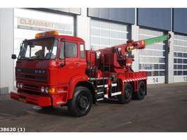 takelwagen-bergingswagen-vrachtwagen DAF FAG 2300 Recovery truck 1989