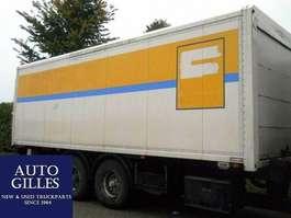 gesloten opbouw aanhanger Obermaier OS2-K190L Tandem 2005