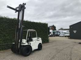 ruwterreinheftruck Hijster H80C  Diesel 4.5 ton 1990