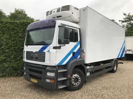 bakwagen vrachtwagen MAN TGA18.310 Koeler Themoking Spectrum TS 2005