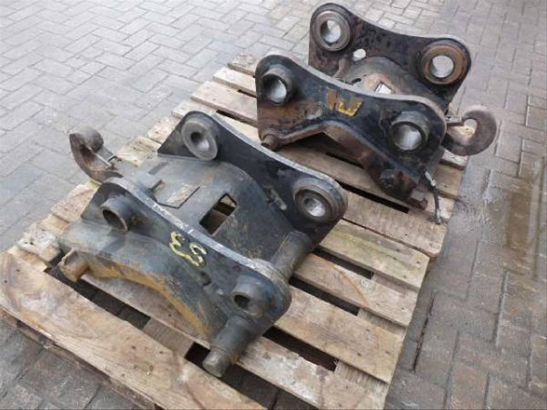 sloopschaar equipment onderdeel Verachtert snelwissel