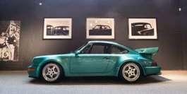 coupé wagen Porsche Turbo 3.6 ltr.