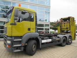 containersysteem vrachtwagen MAN TGA 26.320 6x2-2 BL 2007