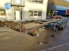 containersysteem oplegger Broshuis 1x20 2x20 / 1x30 / 1x40 / 1x45 1995