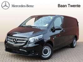gesloten bestelwagen Mercedes Benz Vito 114 CDI Lang Automaat Achterdeuren Navigatie Camera 2019