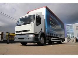 huifzeil vrachtwagen Renault PREMIUM 270 DCI 2006