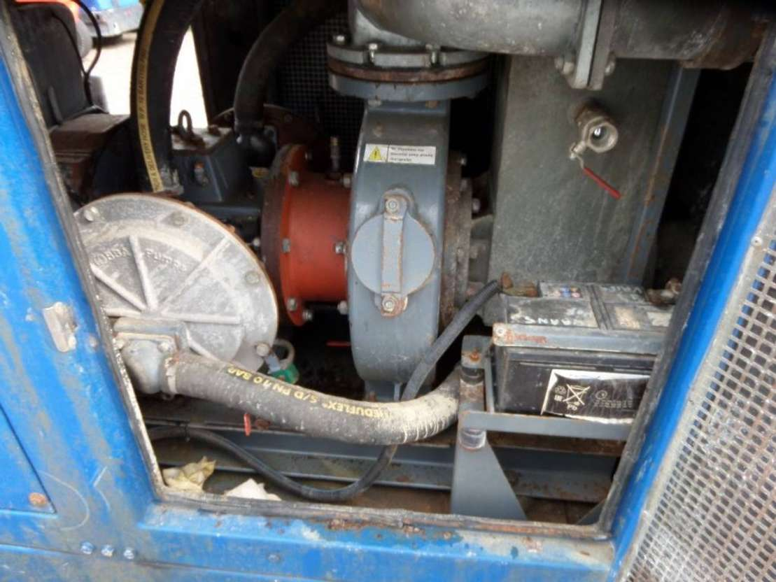 waterpomp machine BBA NB 140/2 TWG 2001