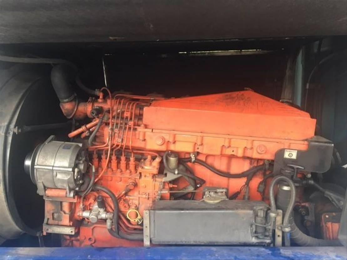 containerheftruck SMV SL 5E CA 2001