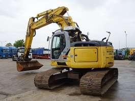 kettinggraafmachine New Holland E 235 BSR-2 2009