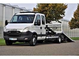 takelwagen-bergingswagen-vrachtwagen Iveco Daily 70C21 - Jigé 2013