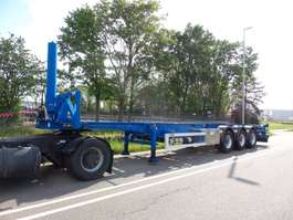 chassis oplegger Lag 40 ft tipping 4-2009 top-top 2009