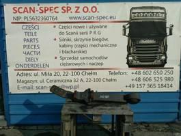 vooras equipment onderdeel Scania SPRING 1421061 2008