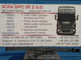 vooras equipment onderdeel Scania SPRING 1377668 2008