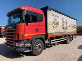 open laadbak vrachtwagen Scania 94.310 2000