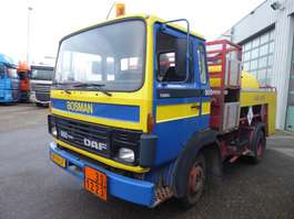 tankwagen vrachtwagen DAF 900 ,nafta diesel bensin benzine,petrol Tank, Citerne 3000 ltr 1985