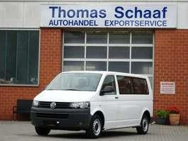 mpv auto Volkswagen T5 Transporter 2.0 CNG/Erdgas 9 Sitze Lang Klima 2012