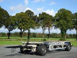 chassis oplegger Ackermann Wechselfahrgestell EAF 18-7,4 / 126 E, verzinkt 2005