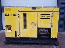 standaard aggregaat Atlas Copco QAS30 K