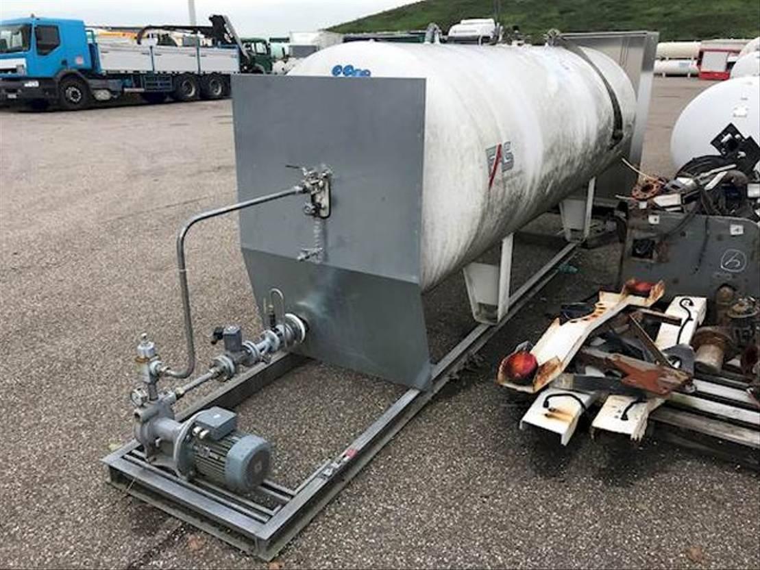 overige bouwmachine DIV. LPG FILLING STATION 4.850 LITER 2008