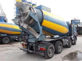 betonmixer vrachtwagen DAF Mulder 11m3 betonmixer 2004