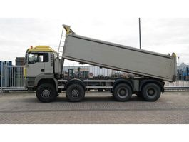 kipper vrachtwagen > 7.5 t MAN TGA 43.440 8X8 TIPPER 307.000KM 2009