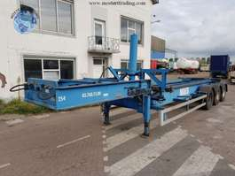containersysteem oplegger ALKOKO 20FT Kipperchassis 2007