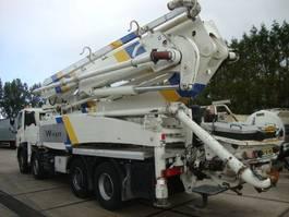 betonpomp vrachtwagen DAF cf410 WAITZINGER 42M LIEBHERR 2011